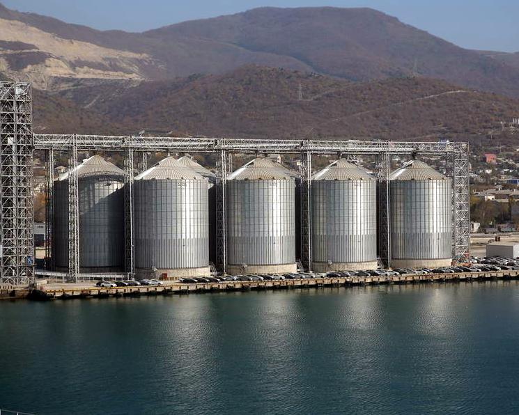 Вноябре экспорт зерна обновил рекорд