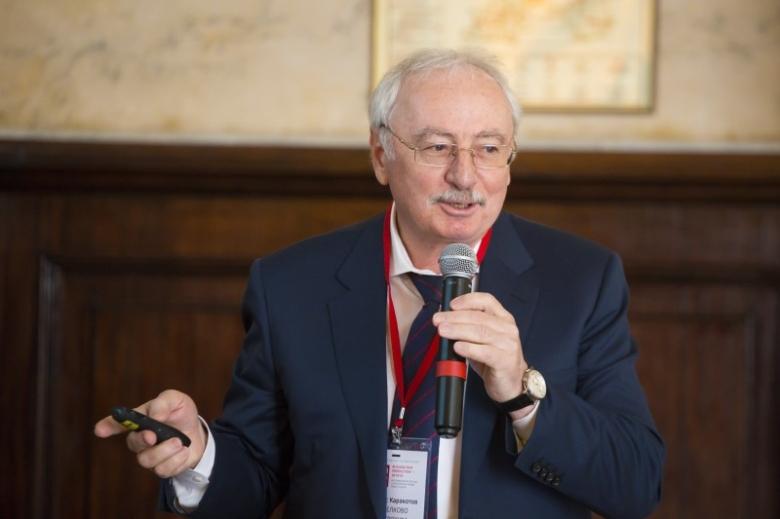 Приветствие генерального партнера. Салис Каракотов, «Щелково Агрохим», генеральный директор