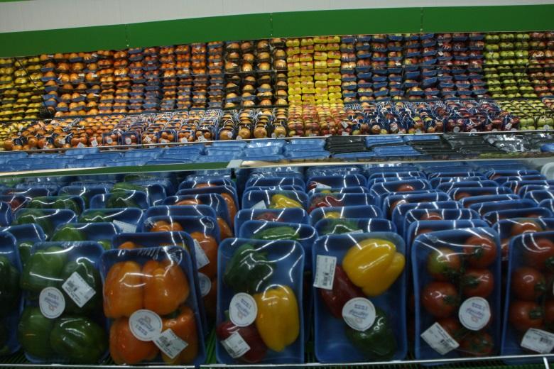 Турецкие овощи и фрукты вернулись в Россию
