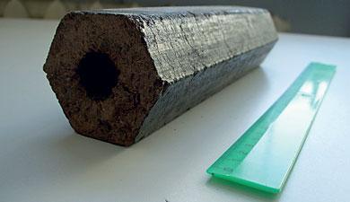 «Жаско» делает топливо израстительных отходов