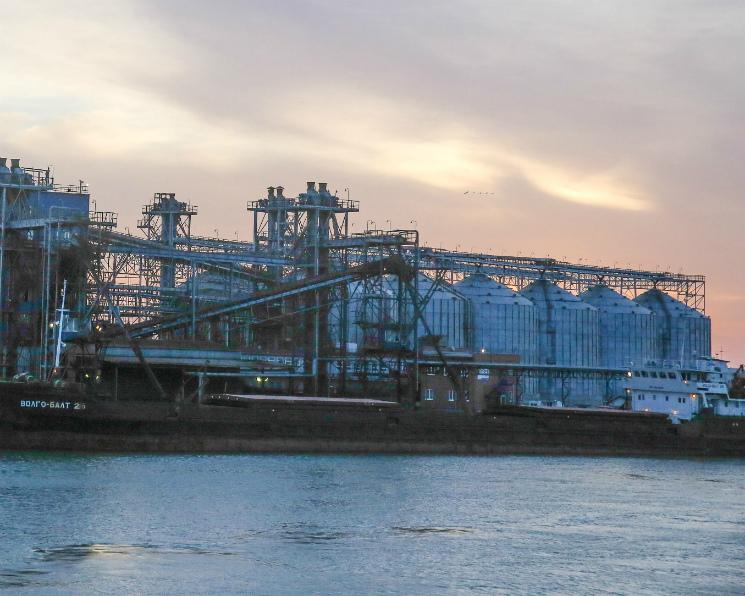 Вфеврале экспорт зерна поставит очередной рекорд