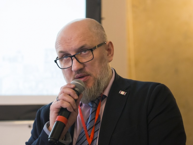 Сергей Михнюк, исполнительный директор, Национальный кормовой союз