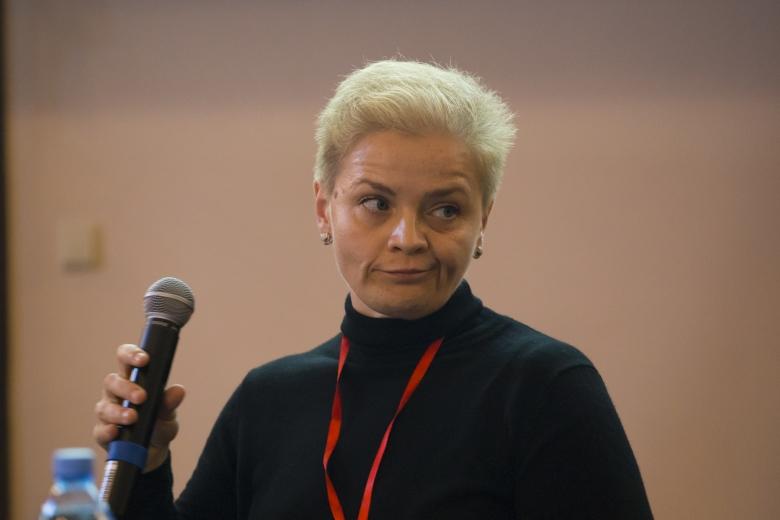 Светлана Барсукова, генеральный директор, «Агросила»