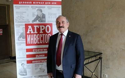 Харон Амерханов, Минсельхоз: «2017 год станет годом стабилизации вмолочном скотоводстве»