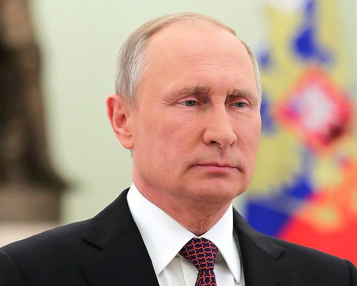 Путин поручил принять меры всвязи свозможным сокращением цен назерно