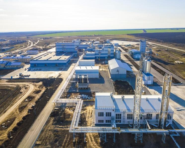 «НьюБио» запустит завод по глубокой переработке кукурузы в Волгоградской области
