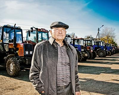 Юрий Лужков: «Ставлю задачу— повысить урожайность до 80 ц/га»