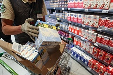 Ритейлеры предупредили о возможных перебоях с поставками молочной продукции