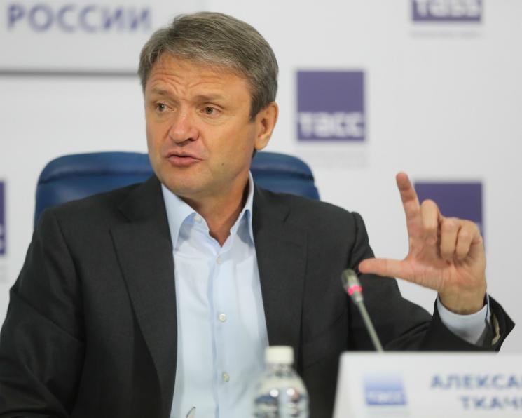 Доход Александра Ткачева вырос в97 раз