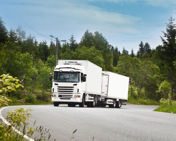 Умный транспорт. Кому по карману инновации для грузовых автомобилей