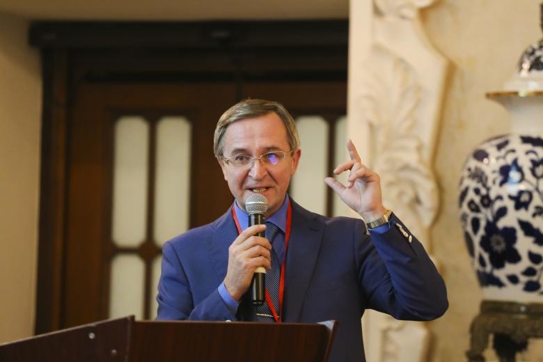 Алексей Красильников, исполнительный директор, Картофельный союз