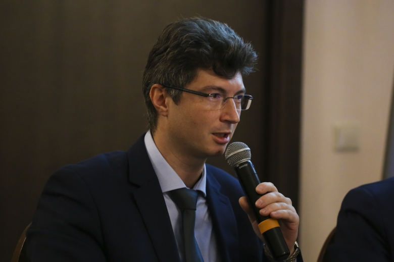 Александр Чулок, директор, Центр научно-технологического прогнозирования