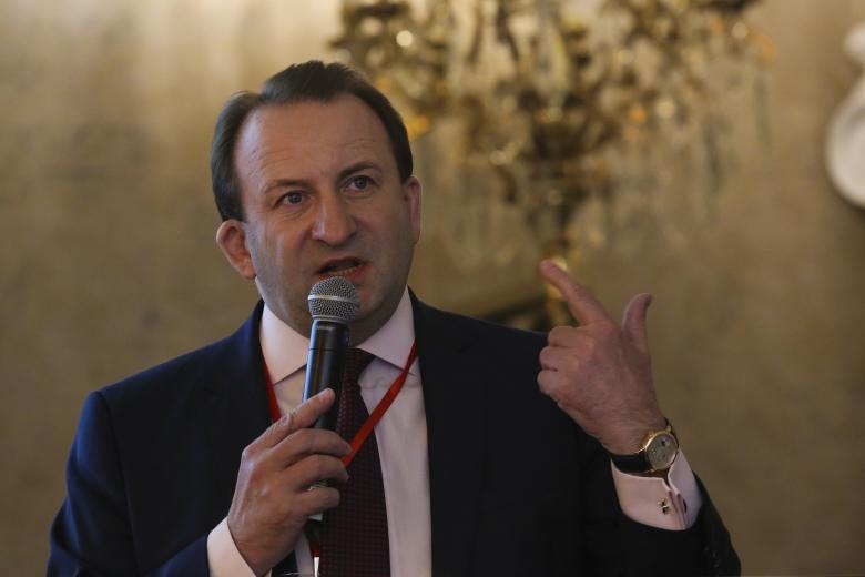 Юрий Ковалев, президент, Национальный союз свиноводов