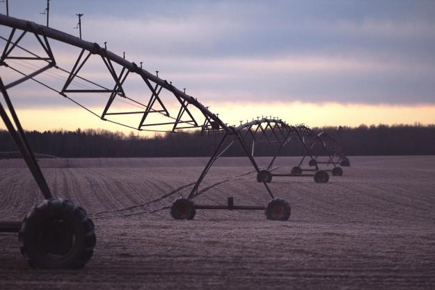 «Букет» запустил первый участок орошения из200 тысяч гектаров