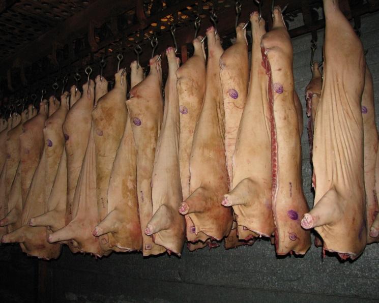 Производство мяса увеличилось почти на8%