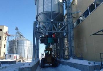 Пуск новой линии поподготовке семян сои наДальнем Востоке