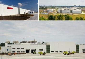1-го октября 2015 года состоится открытие второй очереди завода «КЛААС» в Краснодаре