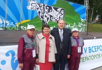 В Нижегородской области состоялся Всероссийский юбилейный 25-й конкурс операторов машинного доения