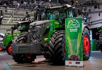 Партнерский материал. Инновационные решения корпорации AGCO получили 11 престижных наград на выставке Agritechnica 2019