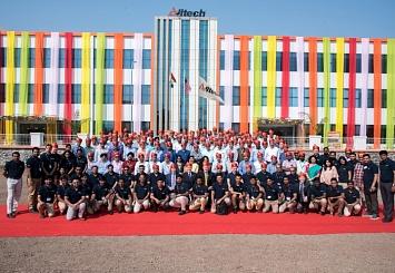 Партнерский материал. Alltech расширяет свое присутствие, открывая новое предприятие в Пуне, Индия