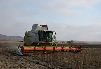 Партнерский материал. CLAAS: Высокая урожайность втрое снижает расход топлива комбайна TUCANO 580