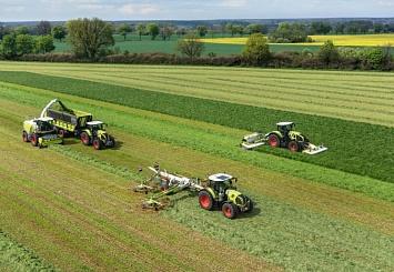 Партнерский материал. CLAAS: повышение сырой золы в силосе на 1% снижает надои на 100 килограммов с гектара