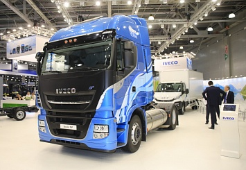 Партнерский материал. Автомобили IVECO на газомоторном топливе: комплексное предложение для российского рынка