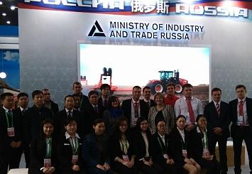 Китайские аграрии приобретут партию комбайнов Ростсельмаш