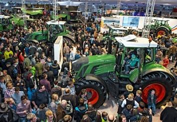 Сельское хозяйство вовремена перемен: Agritechnica демонстрирует технологические решения