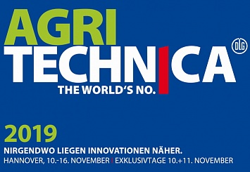 Партнерский материал. Инновационные шины ALLIANCE на выставке Agritechnica