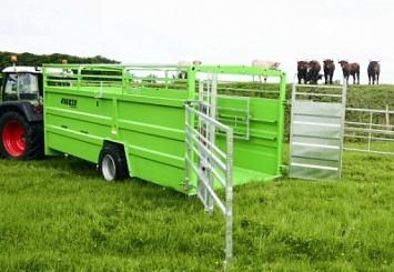 Новый скотовоз BETIMAX RDS P (крашеный)