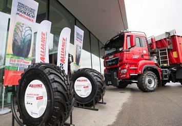 Партнерский материал. Alliance 398 MPT: первая в мире высокоскоростная (100 км/час) сельскохозяйственная шина