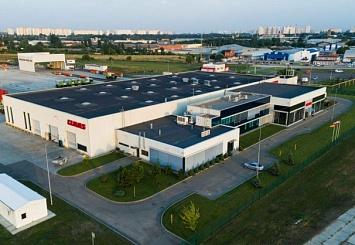 Партнерский материал. Завод «КЛААС» в Краснодаре стал третьим в мире по посещаемости в 2018 году