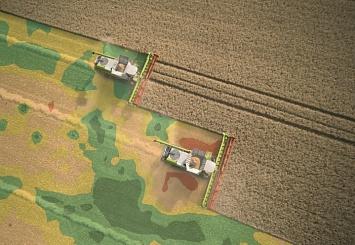 Партнерский материал. CLAAS: при использовании электронных систем EASY себестоимость пшеницы можно снизить на 13%