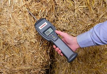 Партнерский материал. CLAAS: Новые измерители влажности сдатчиком плотности при заготовке сенажа, силоса, сена исоломы