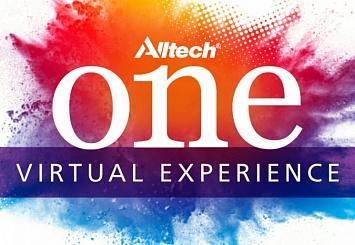 Партнерский материал. ONE: Конференция идей Alltech 2020 переходит на виртуальный формат