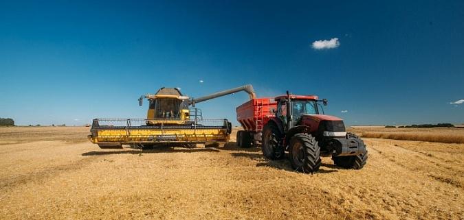 Партнерский материал. «АгроТерра» убрала озимую пшеницу за7 дней