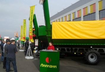 Новые машины Лилиани навыставке ЮГАГРО 2015