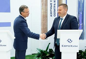 Партнерский материал. «ЕвроХим» организует бесперебойные поставки минудобрений в Краснодарском крае