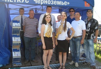 Компания ООО «ПЕТКУС— Черноземье» на Курской Коренской ярмарке