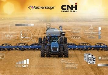 Партнерский материал. Цифровые инструменты Farmers Edge на тренинге CNH Industrial «АгроРалли-2019»