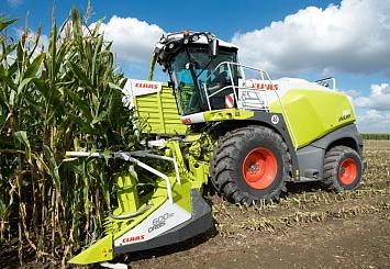 Партнерский материал. CLAAS рассчитал убытки при недомолоте зерен кукурузы на силос