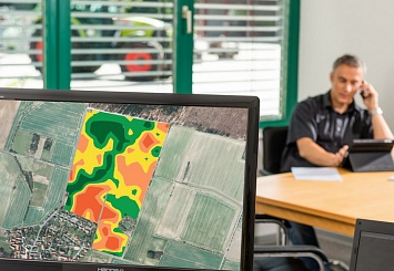 Партнерский материал. Новая система CLAAS API обеспечит совместимость TELEMATICS с различными программными продуктами для растениеводства