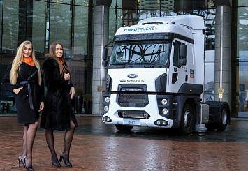 Партнерский материал: Компания Ford Trucks начала сотрудничество сTURBOTRUCKS вРоссии
