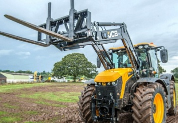 Доля рынка компании JCB в сегменте сельскохозяйственных погрузчиков превысила 55%