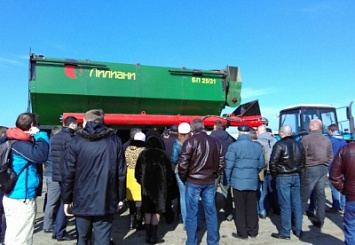 В Ростовской области при поддержке компании «Лилиани» состоялась конференция: «Растениеводство: от традиционных подходов— к бизнес-мышлению. Прорывные технологии уборки и логистики зерна»
