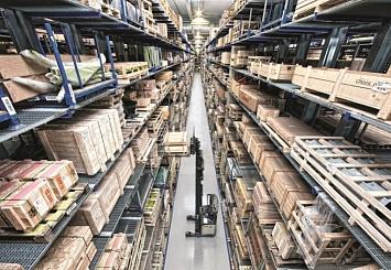 Партнерский материал. CLAAS увеличивает центральный склад и сокращает время доставки запчастей по всему миру
