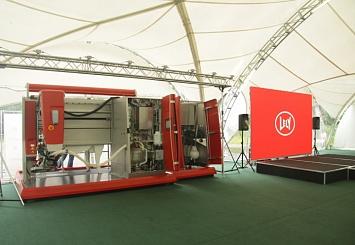 Партнерский материал. ВМосковской области представили новый доильный робот Lely Astronaut A5
