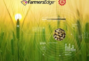 Партнерский материал. Партнерство «Лимагрен» и Farmers Edge: полевой сезон завершен успешно!