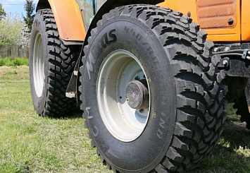 Митас выпускает новый размер шин HCM и планирует расширение линейки муниципальных шин
